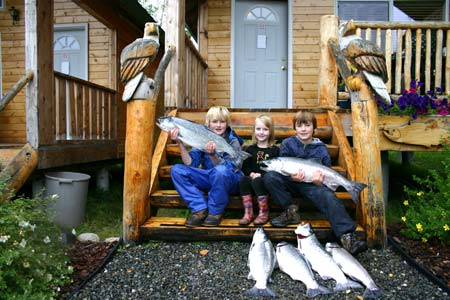 Alaska Fishing Packages and Fishing Vacation Deals