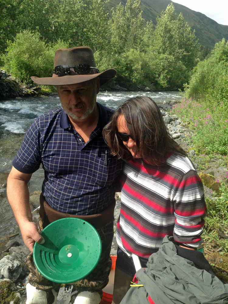 Alaska Gold Prospecting.net Tours 1000