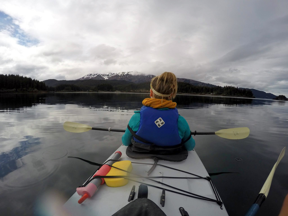 Alaska Kayak Tours