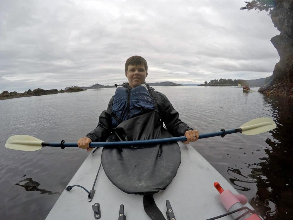 Amazing Kayak Adventures In Alaska 1000