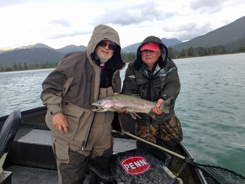 Big Smiles From Big Bows In Alaska 1000