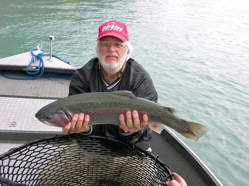 Fat Bow Kenai River AK 1000