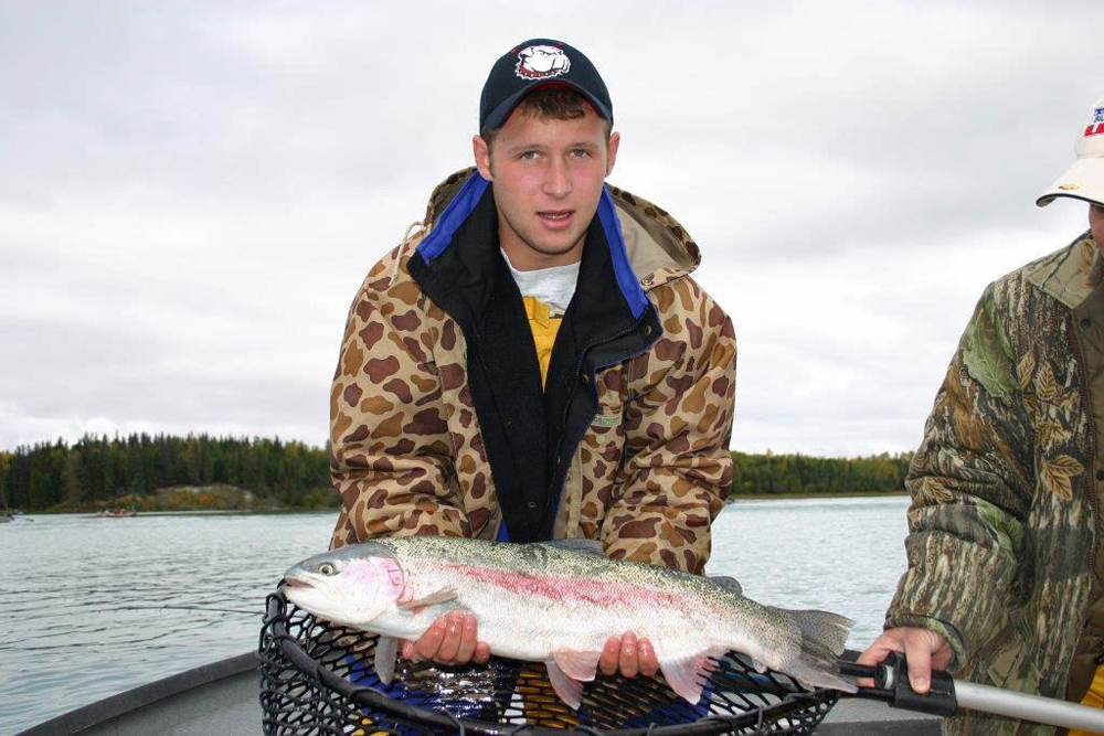 Kenai River Rainbow Trout Fishing Adventures 1000