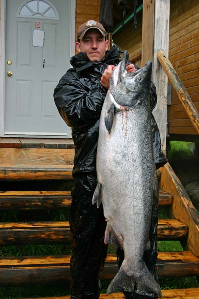 Kenai River Salmon Fishing Guides