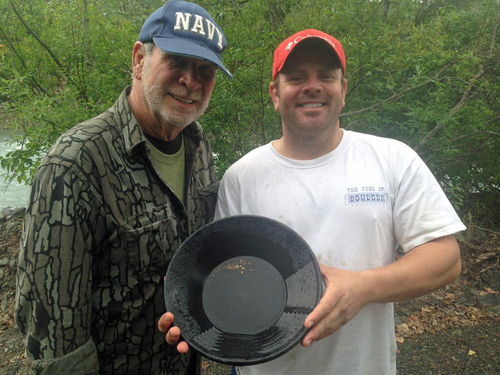 Where To Find Gold In Alaska While Gold Prospecting 1000
